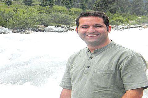 Suhail Bukhari resigns as media consultant to J&K Govt