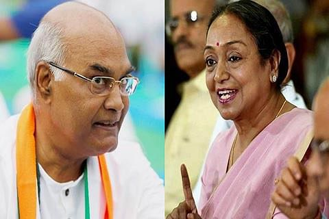 Kovind, Meira presidential nominations accepted