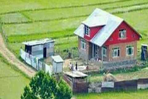 10 lakh kanals of agriculture land converted in a decade