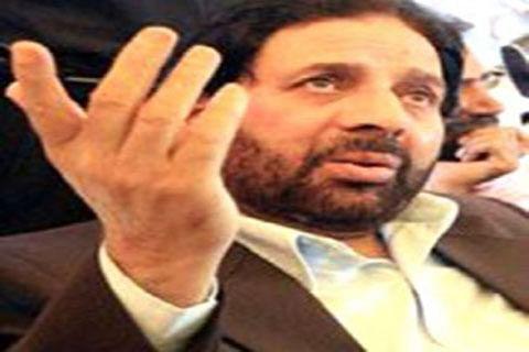 Hakeem Yaseen appeals for ex-gratia to thunderstorm affected in Khansaheb