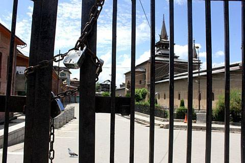 No Friday prayers at Jamia Masjid in Kashmir capital