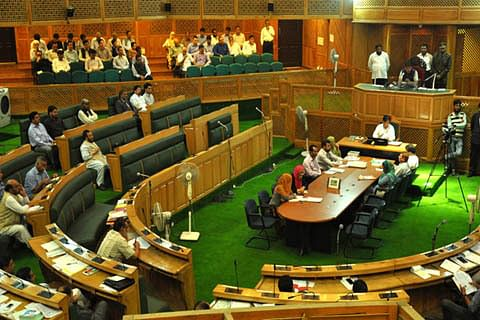 Special session of Kashmir assembly from July 4 to discuss GST implementation
