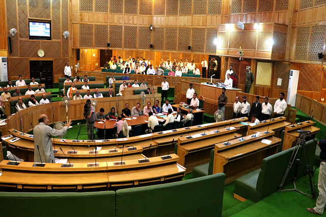 House Passes GST bill Amid Opposition Protests