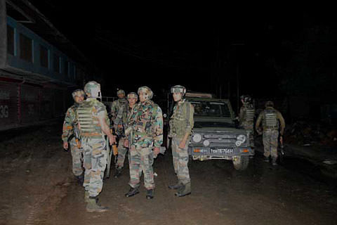 South Kashmir: Militants switch houses as gunfight continues in Pulwama village