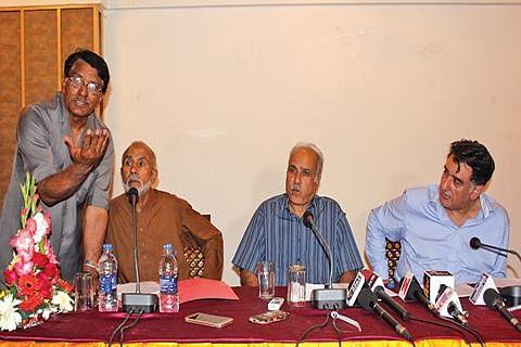 JKCC warns Govt: Kashmir will erupt