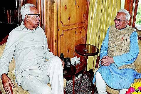 Chairman Centre for Peace and Progress meets Governor