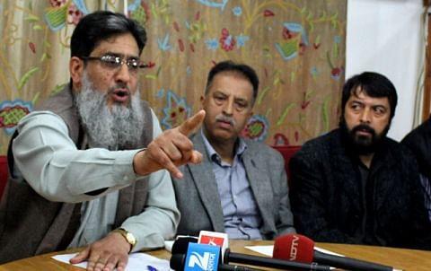 KTMF president Yasin Khan arrested ahead of anti-GST protest in Kashmir capital