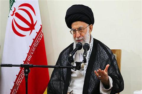 Iran's Khamenei tells Iran judiciary to pursue Kashmir issue