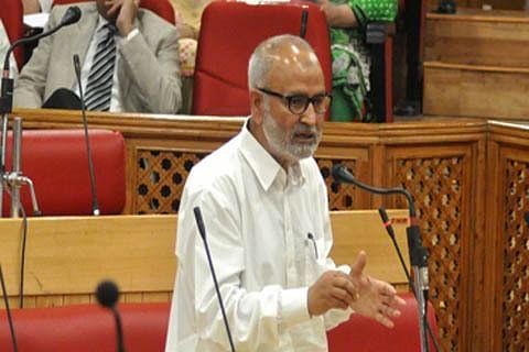 Naeem Akhtar moves GST Resolution in Legislative Council