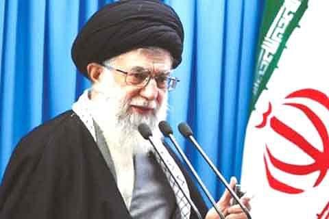 Khamenei again talks of 'oppression on Muslims in Kashmir'