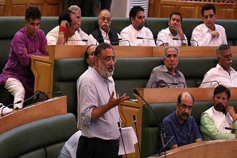 Article 370 used as obstruction, says Drabu