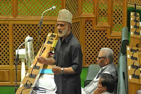 GST will 'open old wounds', says NC's Sagar