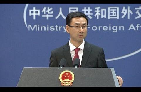 """Border row: China says India has """"ulterior motives"""""""