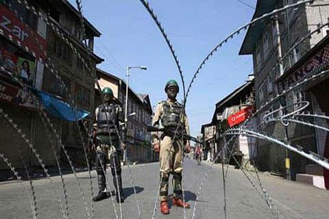 Shutdown called in Bhadarwah on Burhan anniversary, against GST