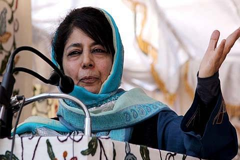 It was a big test we passed successfully, says Mehbooba