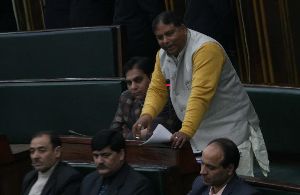 GST a step towards J&K's complete integration with India: BJP
