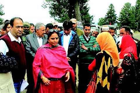 Priya Sethi reviews arrangements for inauguration of Polytechnic Colleges