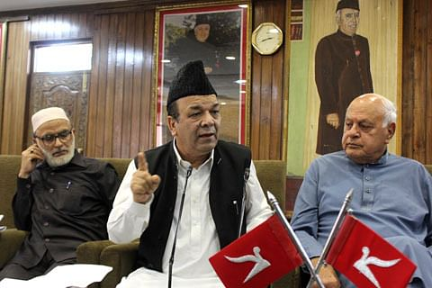 Presidential Order on GST a ploy to mislead people of Jammu and Kashmir: NC