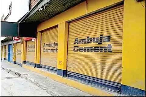Partial shutdown in Kishtwar