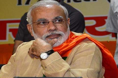 India won't be bogged down by hate: PM