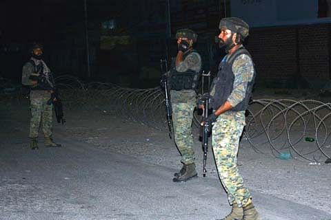 Anantnag attack: Rajnath Singh calls meet on Kashmir situation