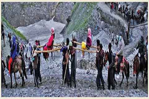 At Baltal, Amarnath yatra showcases communal harmony