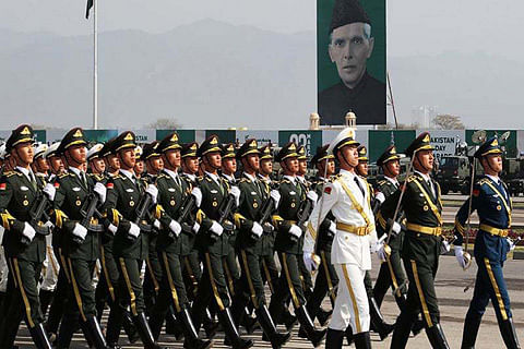 Amid row with India, Chinese Army holds live-fire drill in Tibet