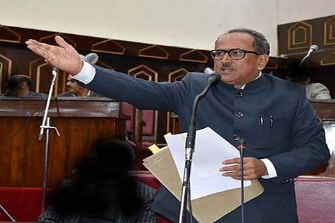 Atmosphere not conducive for talks: Dy CM