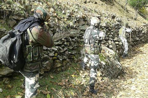 Two militants killed in ongoing Rajouri encounter