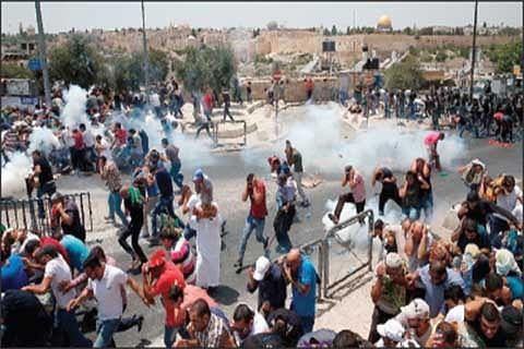 6 killed as Jerusalem shrine tensions worsen