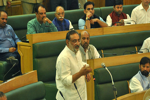 Four fast-track courts coming up in Jammu and Kashmir to deal with rape cases: Drabu