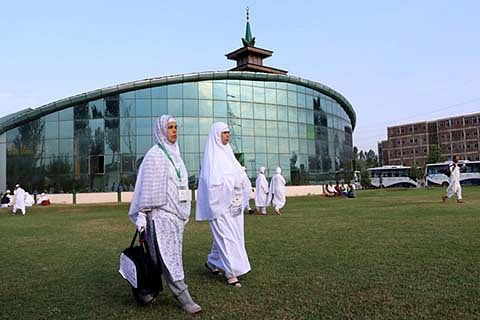 Last batch of 132 Hajj pilgrims seen off at Srinagar Airport