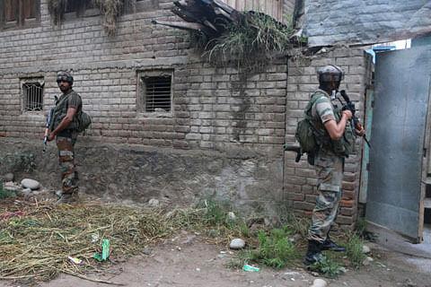 Video| Hizb militant, 'unidentified' civilian killed in Bijbehara gunfight: Police