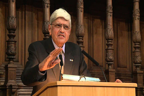 Deeply disturbed over increase in bigotry under Modi government: Gopalkrishna Gandhi