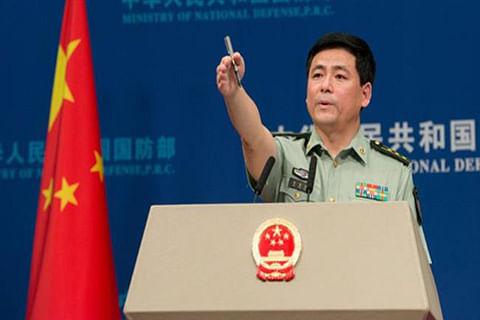Restraint has a bottom line: China tells India