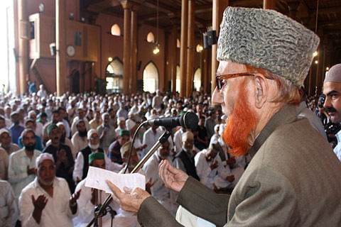 Video| Congregational prayers allowed at Jamia Masjid after six Fridays