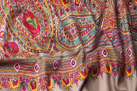MSP for hand spun, hand woven Pashmina fixed