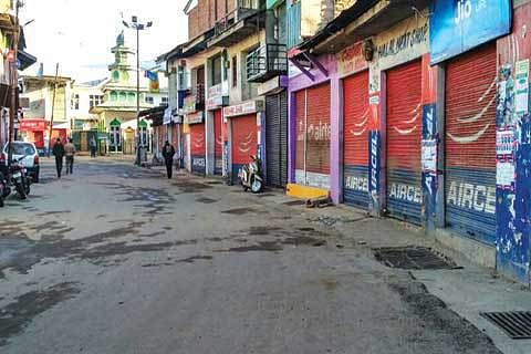 Kichloo calls for shutdown in Kishtwar over article 35A