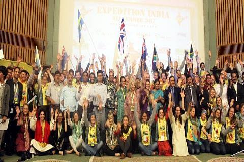 Kashmir hosts first ever international adventure race