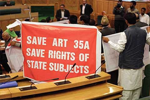 Article 35-A: Protect it pro-actively