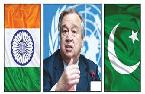 At UN, India-Pak spar over Kashmir again