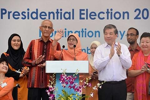Singapore gets its first woman Muslim president