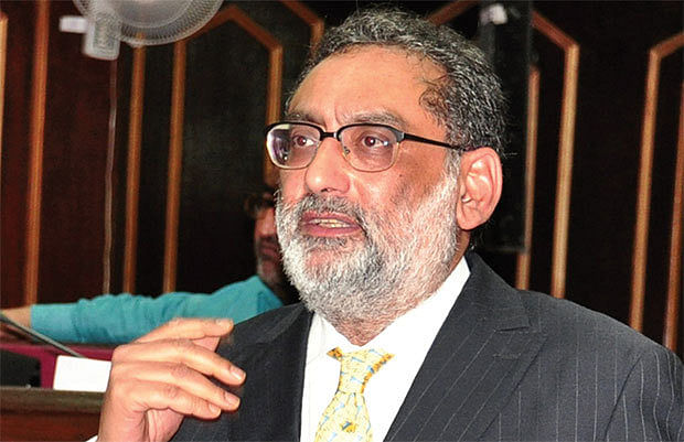 Drabu reviews modalities for moving to PAO system of payments