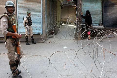 Restrictions in Srinagar parts tomorrow: District administration