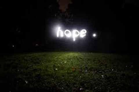 The scope of hope