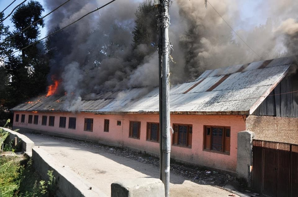 2016 school burning: HC directs police to expedite probe