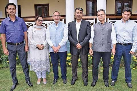 Javed Tenga is new KCCI president