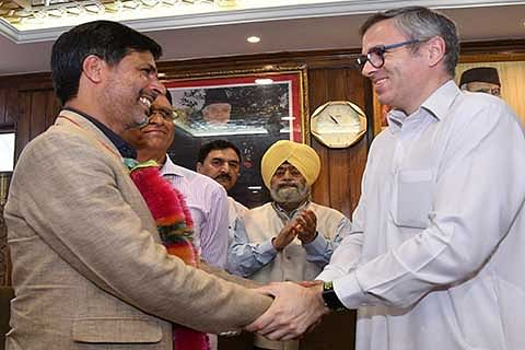 Omar welcomes former AIP leader into  NC