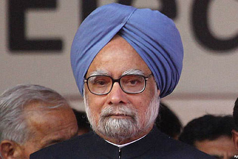 Manmohan led Cong group to arrive on Saturday