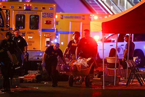 50 killed, 200 injured in Las Vegas shooting